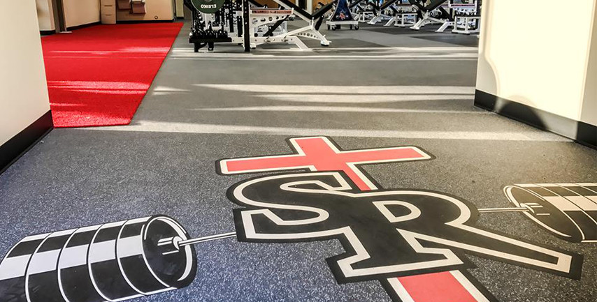 The Weight Room - Strong Rock Christian School